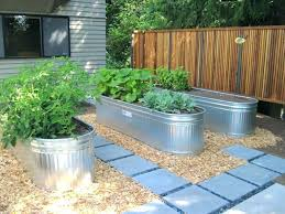 full image for c coast corrugated metal wood raised garden bed beds diy