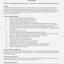 Accounts Receivable Specialist Resumes The Shocking Revelation Of The Invoice And Form Template