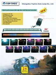 offroad truck led tail light 4 24v 12leds round truck innova tail light