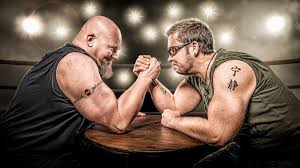 How to Always Win at Arm Wrestling | GQ