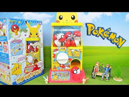 Pokemon Vending Machine Toys Stunning Pokemon Mini Vending Machine Surprise Toys YouTube Geek Items