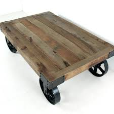 full size of industrial trolley coffee table with wheels wheeled height metric pull cart iron card