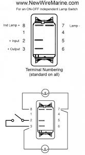 carling contura rocker switches explained the hull truth Boat Switch Wiring Diagram For Lights name indlampswitchwiring_zpsb77c6068 png views 523 size 307 7 kb Boat Wiring Fuse Panel Diagram