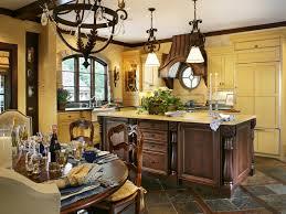 Yellow And Brown Kitchen Mustard Kitchen Design Quicuacom