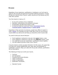 Proper Resume Template Proper Resume Format Proper Resume Template Best Resume and CV 1
