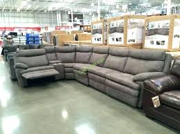 pulaski furniture leather power reclining sectional costco review