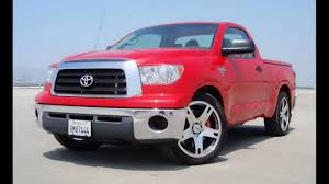 Toyota Tundra TRD Supercharged - YouTube