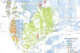 the racial dot map – buffalo rising