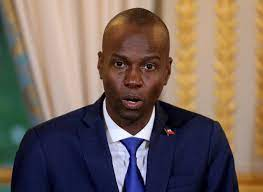assassination of Haitian president ...