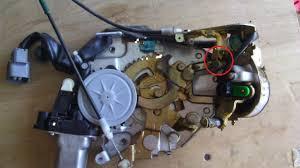 2005 sliding door not locking odyssey door latch assembly issue jpg