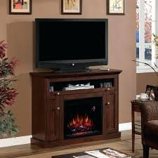 dimplex oxford corner electric fireplace white tv stand cner