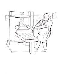 Ben franklin coloring pages