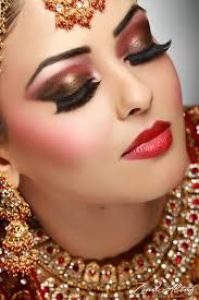 indian bridal make up arisasmakeovers see more photo by ziad altaf mu by joginger kang