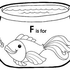Small Picture Empty Fish Bowl Coloring Page Empty Fish Bowl Coloring Page