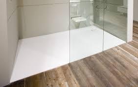 00xl shower tray in corian