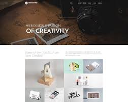 Blog Portfolio Design 14 Stunning Joomla Portfolio Templates For Creatives 2019