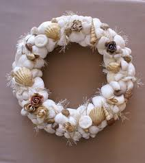 Shell Designs Shell Wreath Designs Lovely Shell Wreath For Wonderful Home