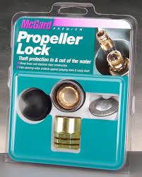 Propeller Locks Mcgard