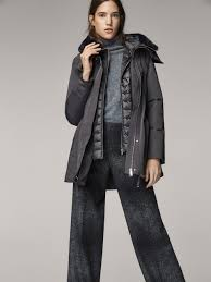 QUILTED PARKA WITH REMOVABLE LINING DETAIL - Women - Massimo Dutti & QUILTED PARKA WITH REMOVABLE LINING DETAIL Adamdwight.com