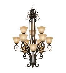 golden lighting 3890 363 gb meridian 12 light 32 inch golden bronze chandelier ceiling