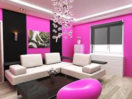 15 Solid Color Living Rooms With Wall Paintings Rilane Wall Painting  Designs For Living Room