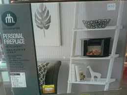 find more hometrends personal fireplace for sale at up to  off