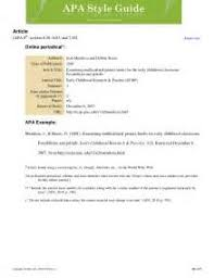 photos of the     owl purdue annotated bibliography example mla