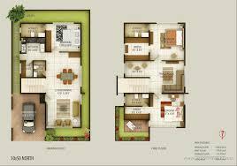 triplex house plans fresh homely design 13 duplex house plans for 30 50 site east facing stock