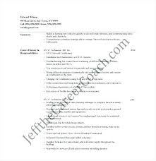 Computer Technician Sample Resume Best of Resume Format For Technician Manufacturing Technician Resume
