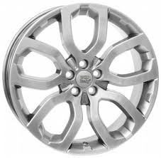 Wheel <b>WSP LIVERPOOL EVOQUE</b> 8.5x20.0 ET47 5X120 72,6 ...