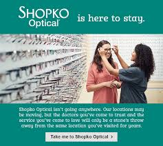 Shopko Optical Is Here To Stay