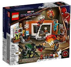 Spider-Man: No Way Home Toys Reveal New ...