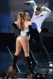 J lo bare ass