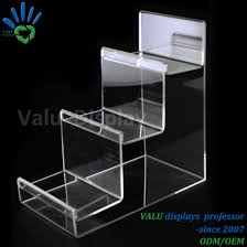 Acrylic Tiered Display Stands China Acrylic Tiered Ladies Wallet Display RackShelves Hang Bag 53
