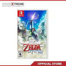 Legend of Zelda Skyward Sword HD ...