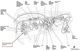 wiring diagram for 2000 ford f250 wiring discover your wiring 2000 ford f 250 turn signal flasher location