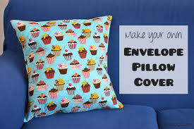 Sewing Pillow Covers For Beginners