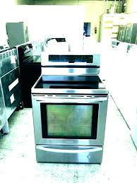 glass top stove wonderful kitchen electric replace throughout replacement ordinary oven element frigidaire gallery series e