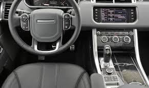 2014 land rover interior. grey oak trim 2014 land rover interior