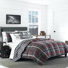 plaid bedding sets plaid comforter sets queen willow set reviews red plaid comforter set canada