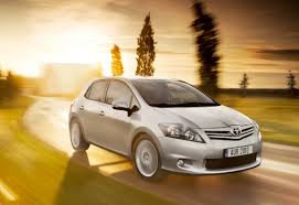 toyota new car release 2012New Toyota Auris and Corolla Sedan Coming in 2012  autoevolution