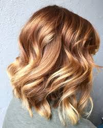 Light Copper Light Copper To Blonde Balayage Beauty Copper Blonde