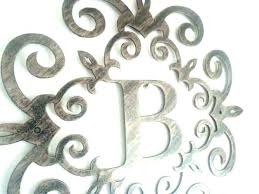 alphabet wall decor metal initial large letter decorative letters to h metal initial wall decor
