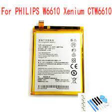 Philips W6610 W6618 enium CTW6610 ...