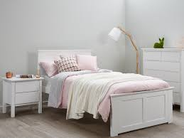kids bed side view. Best Fantastic White Kids King Single Bed Frame Bc Furniture Pic Of Side View Trend And V