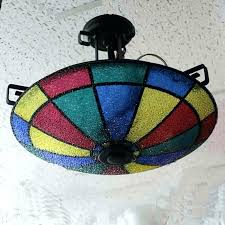 multi colored crystal chandelier multi colored glass pendant lights mini glass pendant lights multi colored modern