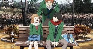 orange anime sequel film teases another