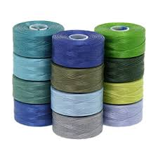 Superlon Thread Size Chart How To Choose The Right Type Of Beading Thread For Your