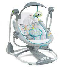 Ingenuity Convertme Swing 2 Seat Portable Swing Ridgedale Baby
