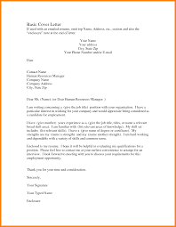 Resume Enclosure Letter Interesting What Do You Put In A Cover